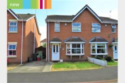 Semi Detached House To Let  , Northwich Cheshire CW9