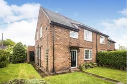 Semi Detached House For Sale  Tarporley Cheshire CW6