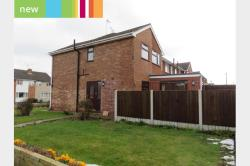 Semi Detached House To Let  Uttoxeter Staffordshire ST14