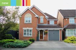 Detached House For Sale  Hilton, Derby Derbyshire DE65