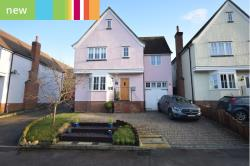 Detached House For Sale  Halstead Essex CO9