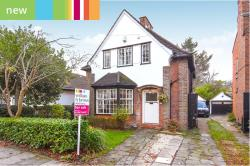 Detached House For Sale  Romford Essex RM2
