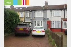 Terraced House For Sale  Romford Essex RM1