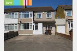Semi Detached House For Sale  , Romford Essex RM7