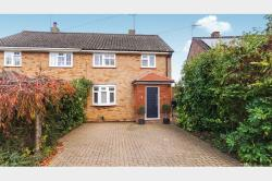 Semi Detached House For Sale  Hertford Hertfordshire SG13