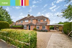 Semi Detached House For Sale  Bramfield, Hertford Hertfordshire SG14