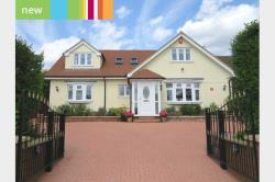 Detached House For Sale  Great Chishill, Royston Hertfordshire SG8