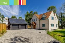 Detached House For Sale  Steeple Morden, Royston Hertfordshire SG8