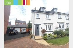 Terraced House For Sale  Kibworth Harcourt, Leicester Leicestershire LE8