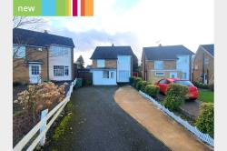 Detached House For Sale  Oadby, Leicester Leicestershire LE2