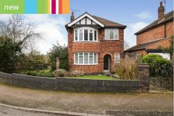 Detached House For Sale  Thurnby, Leicester Leicestershire LE7