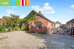 Detached Bungalow For Sale  Wisbech Cambridgeshire PE13