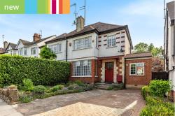 Semi Detached House For Sale   London Greater London N11