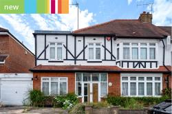 Semi Detached House For Sale  North Finchley, London Greater London N12