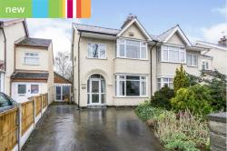 Semi Detached House For Sale  Eastham Merseyside CH62