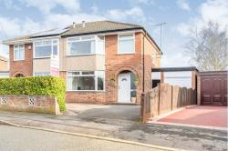 Semi Detached House For Sale  , Wirral Merseyside CH62