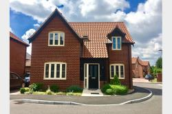Detached House To Let  Attleborough Norfolk NR17