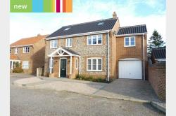 Detached House To Let  Frettenham, Norwich Norfolk NR12