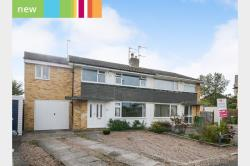 Semi Detached House For Sale  York North Yorkshire YO32