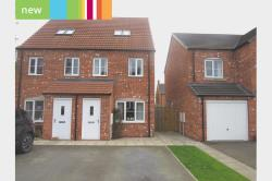 Semi Detached House For Sale  Easingwold, York North Yorkshire YO61