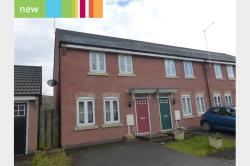 Semi Detached House To Let  Corby Northamptonshire NN18