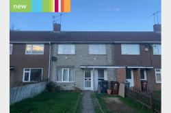 Terraced House To Let   Northamptonshire NN18