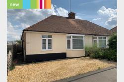 Semi - Detached Bungalow For Sale  , Rushden Northamptonshire NN10