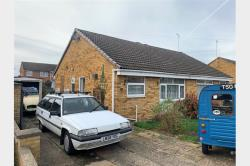 Semi - Detached Bungalow For Sale   Rushden Northamptonshire NN10