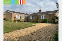 Detached Bungalow For Sale  Titchmarsh, Kettering Northamptonshire NN14