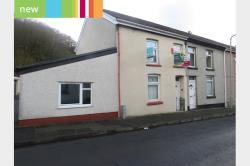Terraced House To Let  , Porth Rhondda CF39