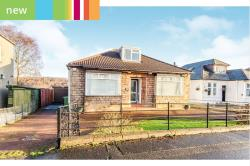 Detached Bungalow For Sale  Glasgow Renfrewshire G76