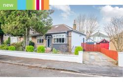 Semi - Detached Bungalow For Sale  Glasgow Renfrewshire G76