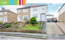 Semi Detached House For Sale  Glasgow Renfrewshire G76