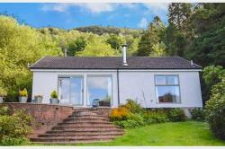 Detached Bungalow For Sale  Cairndow Argyll PA24
