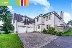 Detached House For Sale  Dumbarton Dunbartonshire G82