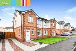 Semi Detached House For Sale  Stevenston Ayrshire KA20