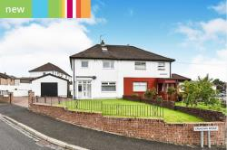 Semi Detached House For Sale  Paisley Renfrewshire PA2