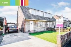 Semi Detached House For Sale  Moorends, Doncaster South Yorkshire DN8