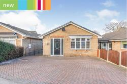 Detached Bungalow For Sale  Maltby, Rotherham South Yorkshire S66