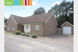 Detached House To Let  Brandon Suffolk IP27