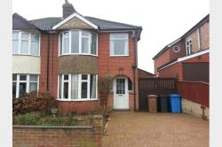 Semi Detached House To Let  , Ipswich Suffolk IP1