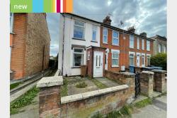 Terraced House To Let   Ipswich Suffolk IP4