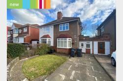 Semi Detached House To Let   Birmingham West Midlands B28