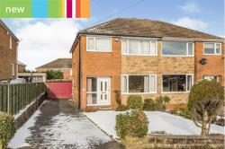Semi Detached House For Sale  Meltham, Holmfirth West Yorkshire HD9