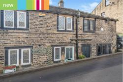 Terraced House For Sale  Meltham, Holmfirth West Yorkshire HD9