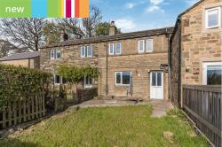 Terraced House For Sale  Kirkburton, Huddersfield West Yorkshire HD8