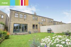 Semi Detached House For Sale  Scholes, Holmfirth West Yorkshire HD9