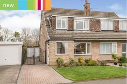 Semi Detached House For Sale  Horsforth, Leeds West Yorkshire LS18