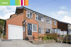 Semi Detached House For Sale   Otley West Yorkshire LS21