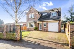 Detached House For Sale  Pontefract West Yorkshire WF8